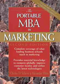 The Portable MBA in Marketing Серия: The Portable MBA Series инфо 8102b.